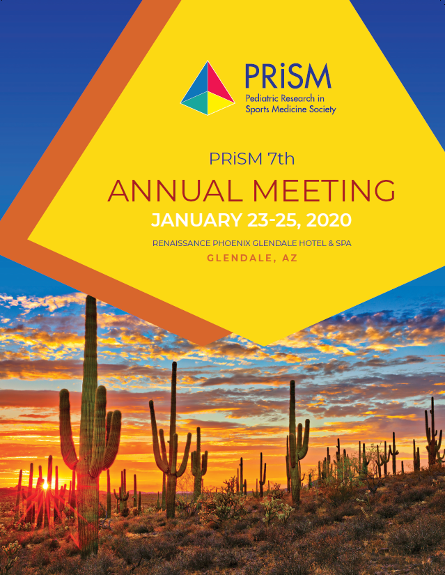 Future PRISM Meetings | Pediatric Research in Sports Medicine